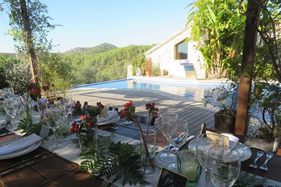 Eventos a domicilio Girona